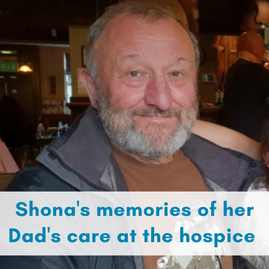 hospice care week shonas memories